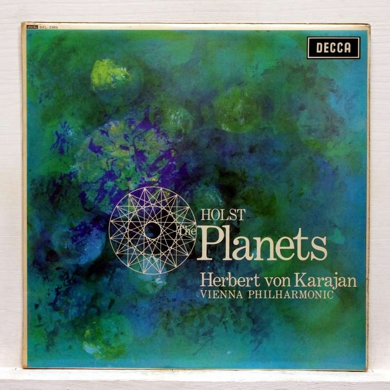 karajan holst planets - photo #24