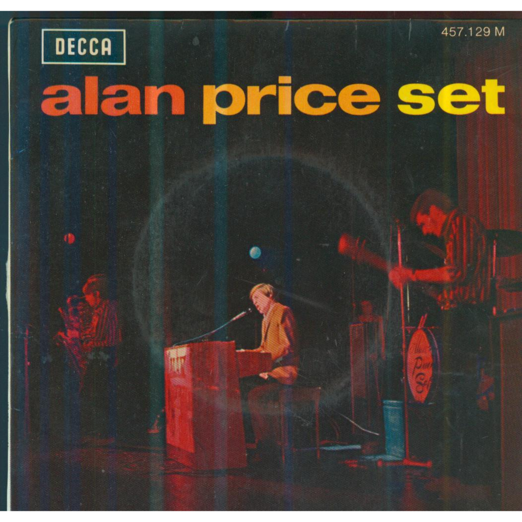 ALAN PRICE SET BARE FOOTIN'/CRITICS CHOICE/HAVE MERCY/IT'S GETTING MIGHTY CROWDED