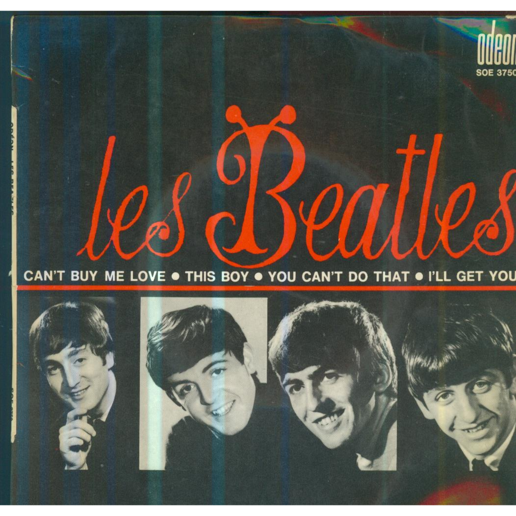 THE BEATLES CAN'T BUY ME LOVE/THIS BOY/YOU CAN'T DO THAT/I'LL GET YOU