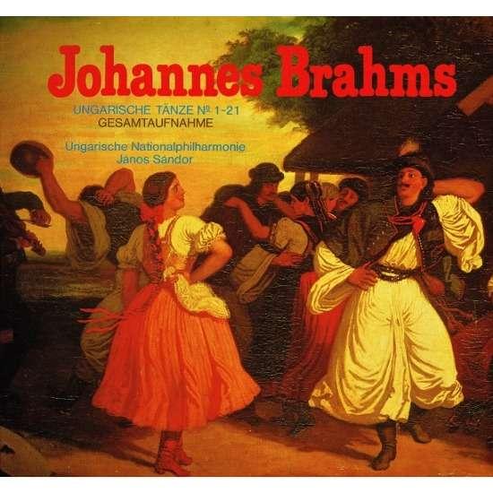 Brahms Ungarische Tänze