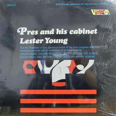 Lester Young And His Kansas City Six - The Prez got rythm