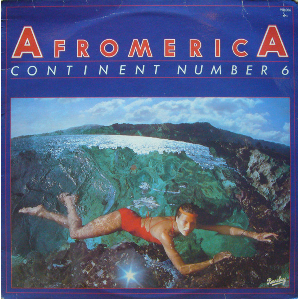 Continent Number 6  Afromerica