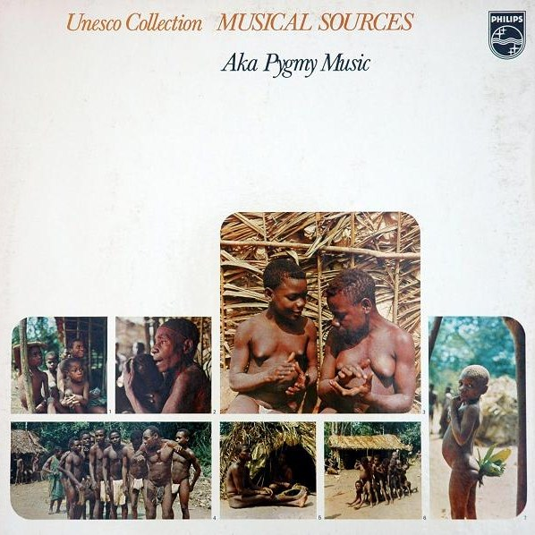 AKA - UNESCO - MUSICAL SOURCES AKA PYGMY MUSIC - UNESCO - MUSICAL SOURCES