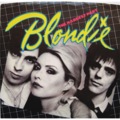 BLONDIE - Hardest part/Sound-a-sleep - 45T (SP 2 titres)