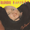BLONDIE - Rapture/Walk by me - 45T (SP 2 titres)