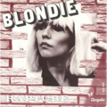 BLONDIE - Rapture/Walk like me - 45T (SP 2 titres)