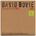 DAVID BOWIE - Hallo spaceboy/The hearts filthy lesson(Radio edit) - 45T (SP 2 titres)