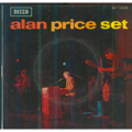ALAN PRICE SET - BARE FOOTIN'/CRITICS CHOICE/HAVE MERCY/IT'S GETTING MIGHTY CROWDED - 7inch (EP)