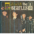 THE BEATLES - YELLOW SUBMARINE/FOR NO ONE/ELEANOR RIGBY/GOOD DAY SUNSHINE - 45T (EP 4 titres)