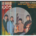 THE BEATLES - EIGHT DAYS A WEEK/ROCK AND ROLL MUSIC/I'M A LOSER/NO REPLY - 45T (EP 4 titres)
