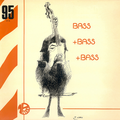 GUY PEDERSEN - Bass + Bass + Bass - LP