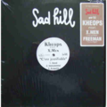 KHEPOS FEAT X-MEN - FREEMAN SAD HILL - SAD HILL - C'EST JUSTIFIABLE (VOCAL/INSTRU/ACAPELLA) / FILS DU DRAGON (VOCAL/INSTRU/ACAPELLA) - 12 inch 45 rpm