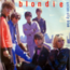 BLONDIE - Union city blue/Living in the real world - 45T (SP 2 titres)