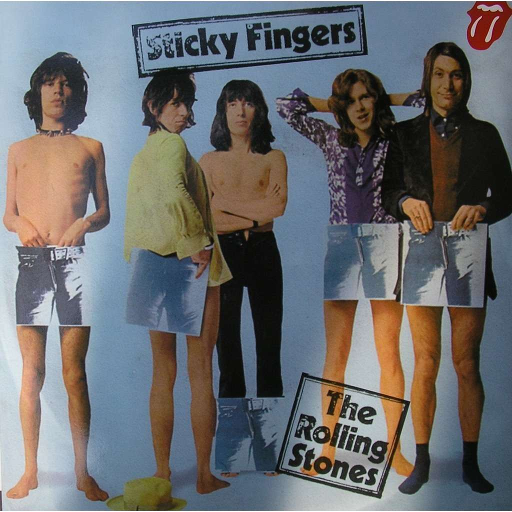 Sticky Fingers More Sticky Fingers By The Rolling Stones