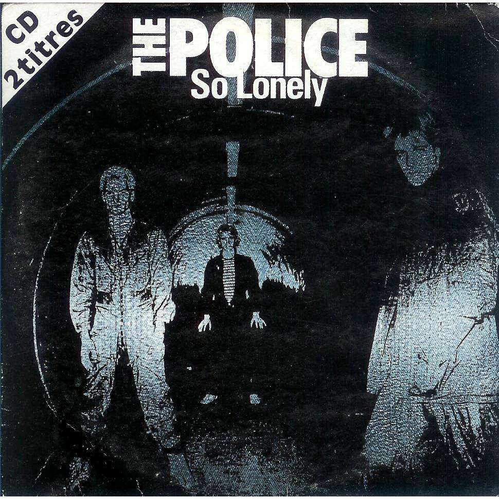 So Lonely By Police Cds With Chomin Ref 115946457