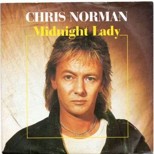 Midnight Lady Woman By Chris Norman Sp With Lerayonvert