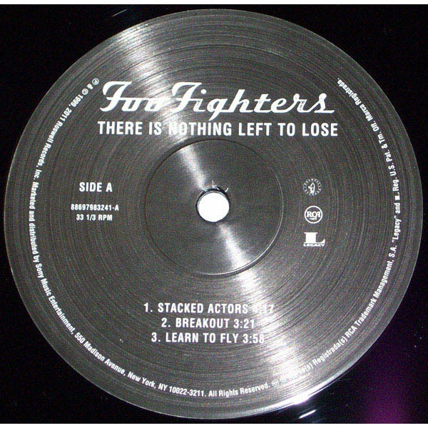 There Is Nothing Left To Lose 2 Lp S Mp3 Album Download