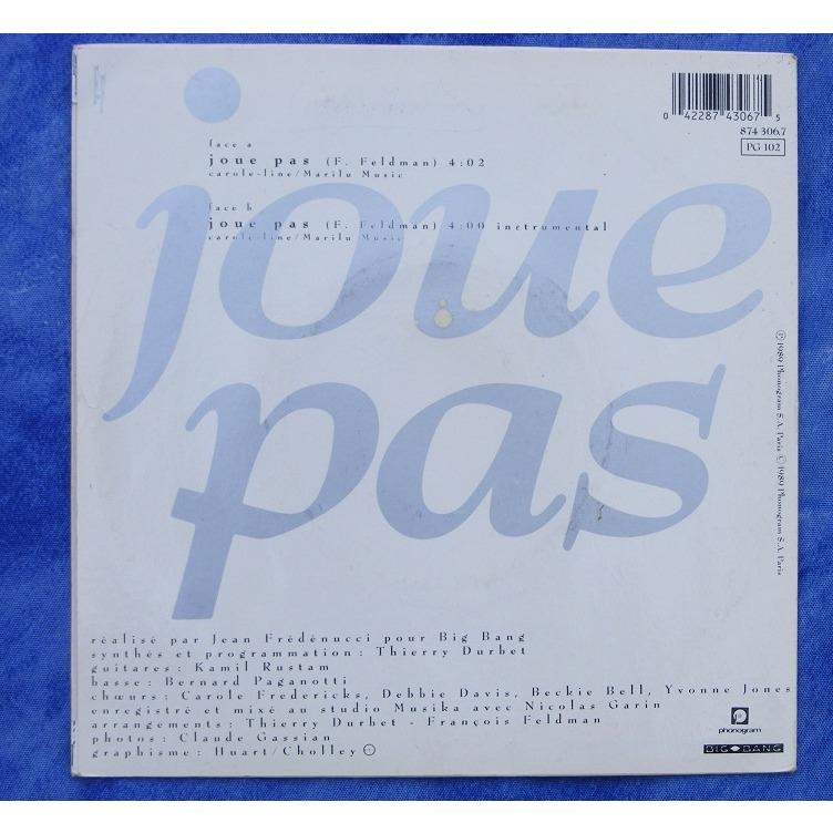 Joue pas / instru by Francois Feldman, SP with grey91
