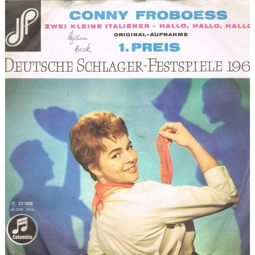 Conny Froboess Bilder conny froboess zwei kleine italiener