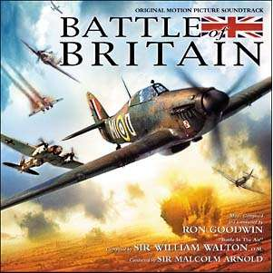Ron Goodwin / Sir William Walton Battle Of Britain