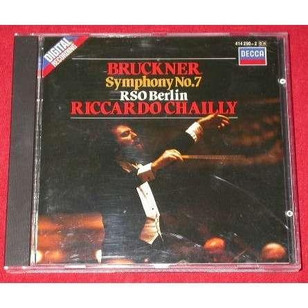 Riccardo Chailly Riccardo Chailly symphony n° 7