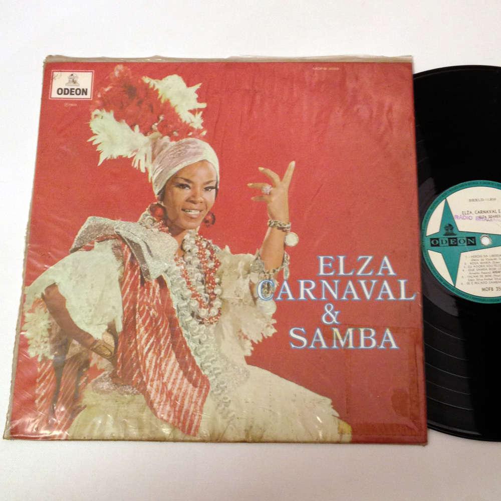 Elza Soares Elza, Carnaval & Samba