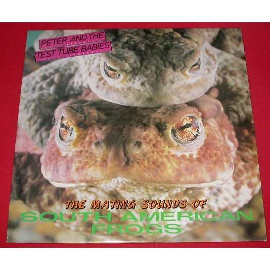 Peter And The Test Tube Babies The Mating Sounds Of South American Frogs
