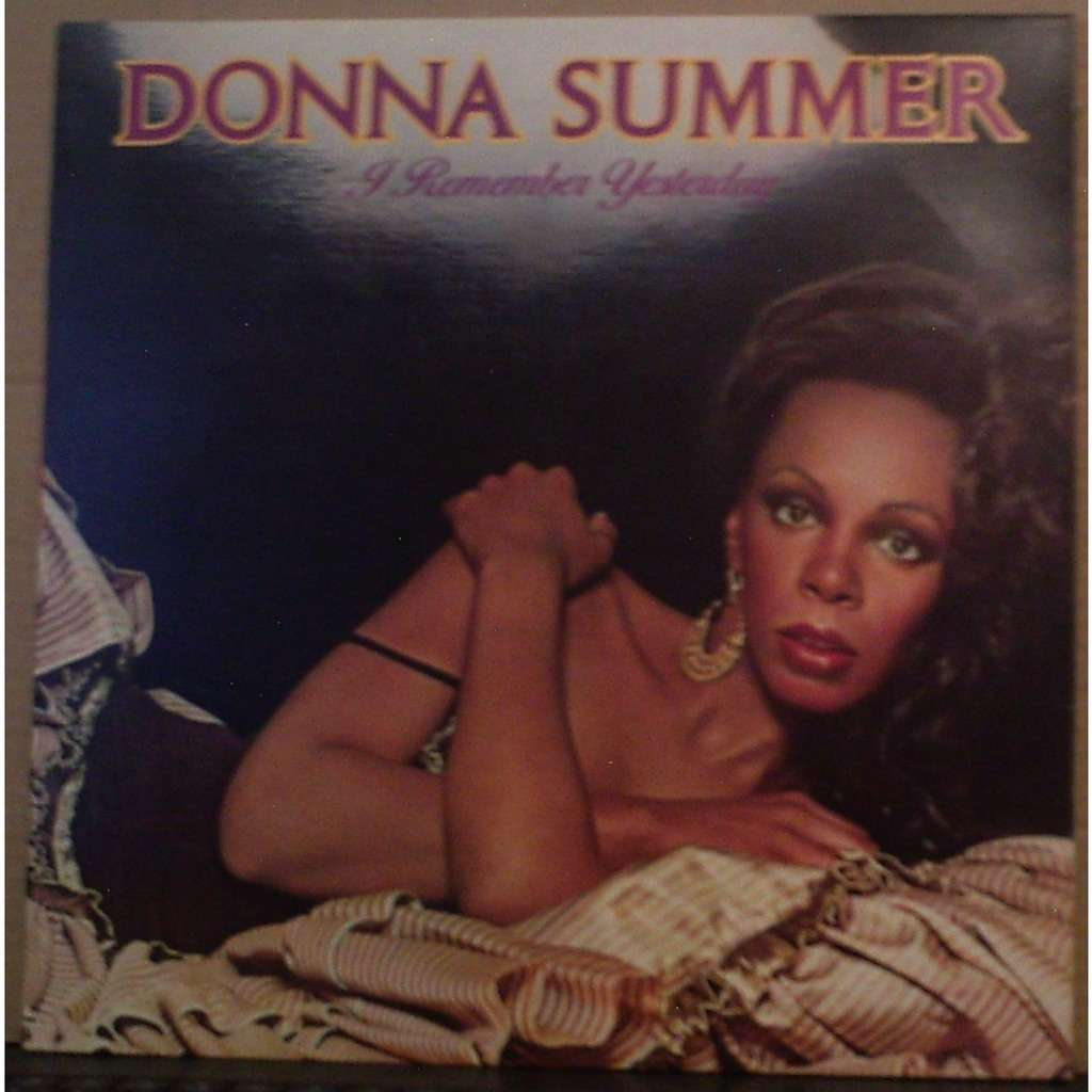 SUMMER Donna I remember yesterday