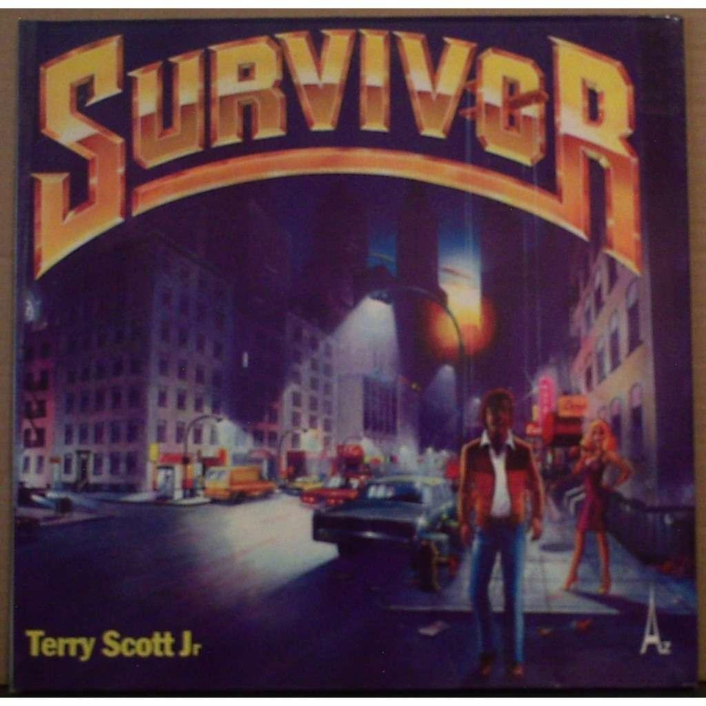SCOTT TERRY Jr SURVIVOR