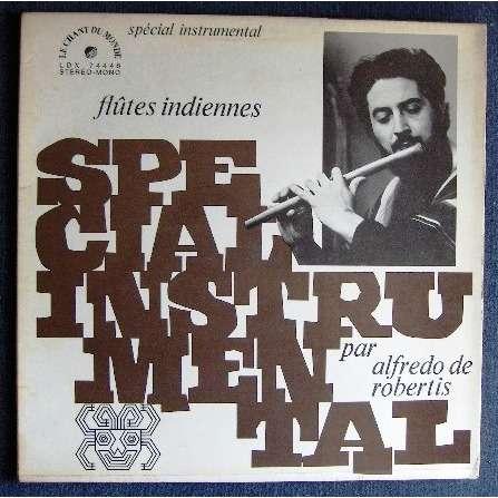 alfredo de robertis et los condor flûtes indiennes - spécial instrumental