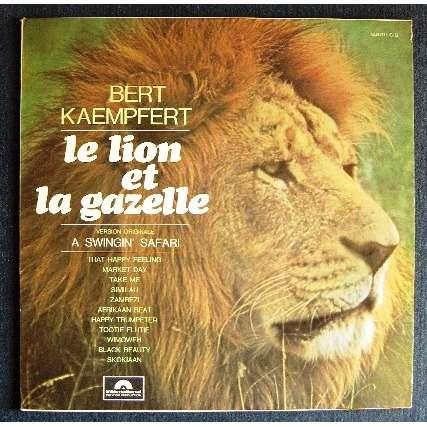 bert kaempfert le lion et la gazelle / a swingin' safari