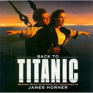james horner Titanic
