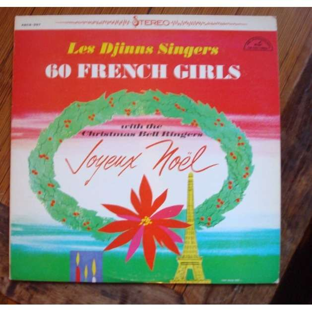 Les Djinns 60 French Girls Chansons Americaines