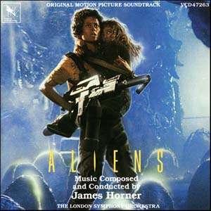 james horner Aliens