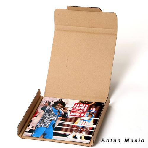 Carton d'expedition pour disque 45 Tours 25 Cartons / Modulable et robuste pour 45T ou Ep