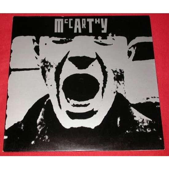 McCARTHY get a knife between teeth