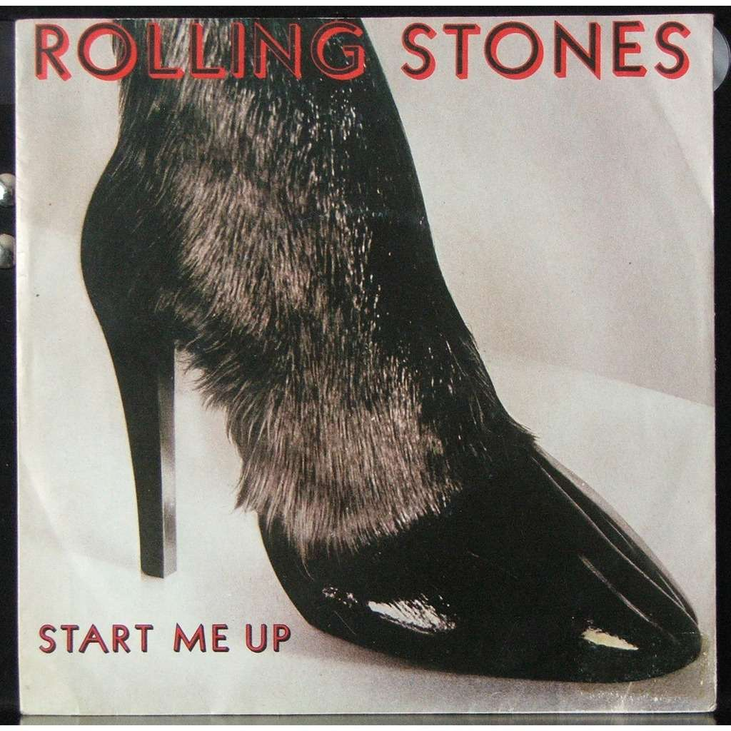 Start Me Up By The Rolling Stones Sp With Soulvintage59