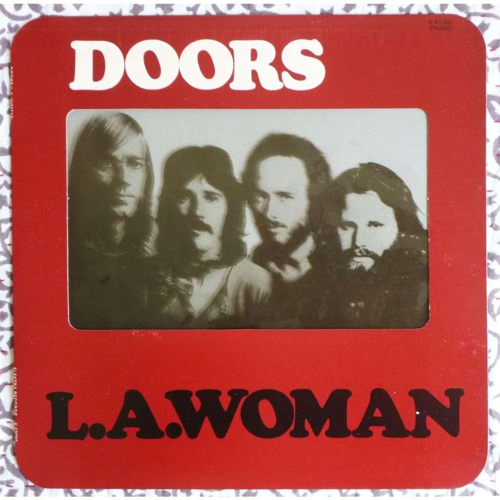 Αποτέλεσμα εικόνας για L.A WOMAN-The Doors vinyl
