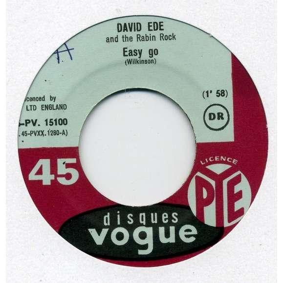 David Ede easy go / the blue bird
