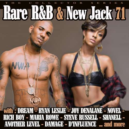 rare r&b & new jack volume 71