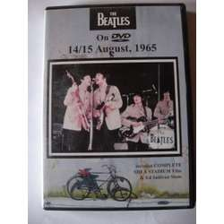 the beatles 14/15 august 65