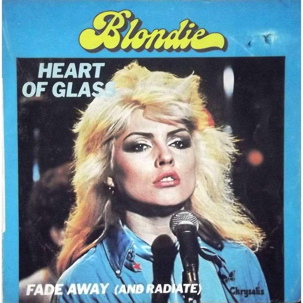 blondie heart of glass / fade away