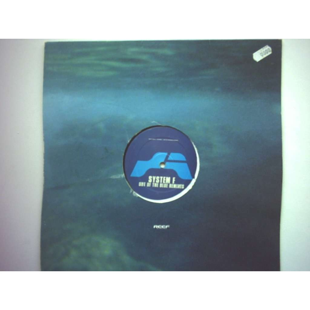 system f out of the blue remixes