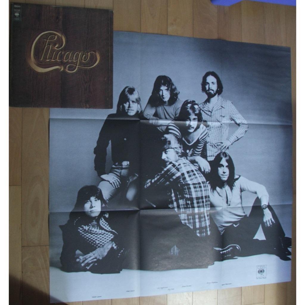 chicago v poster g ant noir et blanc by chicago lp gatefold with soulvintage59 ref 115980691. Black Bedroom Furniture Sets. Home Design Ideas