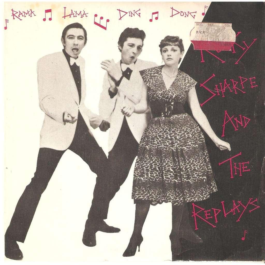 Rocky Sharpe & The Replays Rama Lama Ding Dong