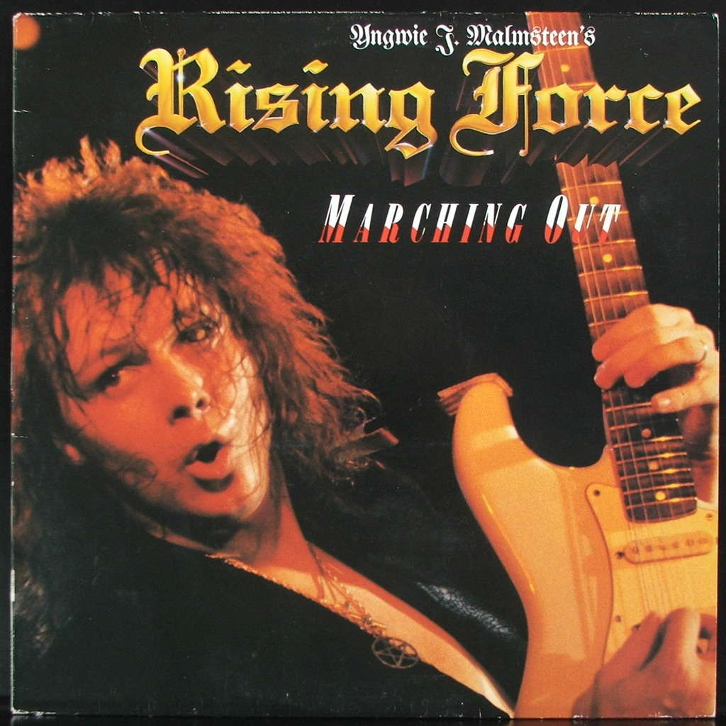 yngwie j. malmsteen's rising force-Marching out