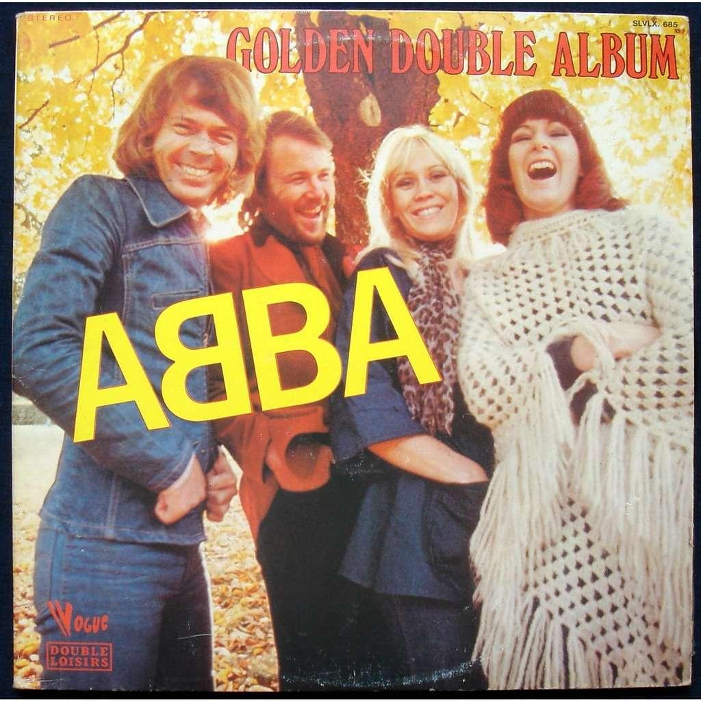 Golden Double Album 2 Lp Fernando Mamma Mia Waterloo