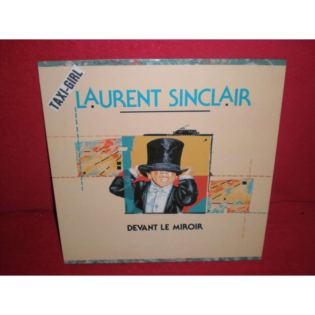 Devant le miroir by laurent sinclair lp with menuiserie for Devant le miroir
