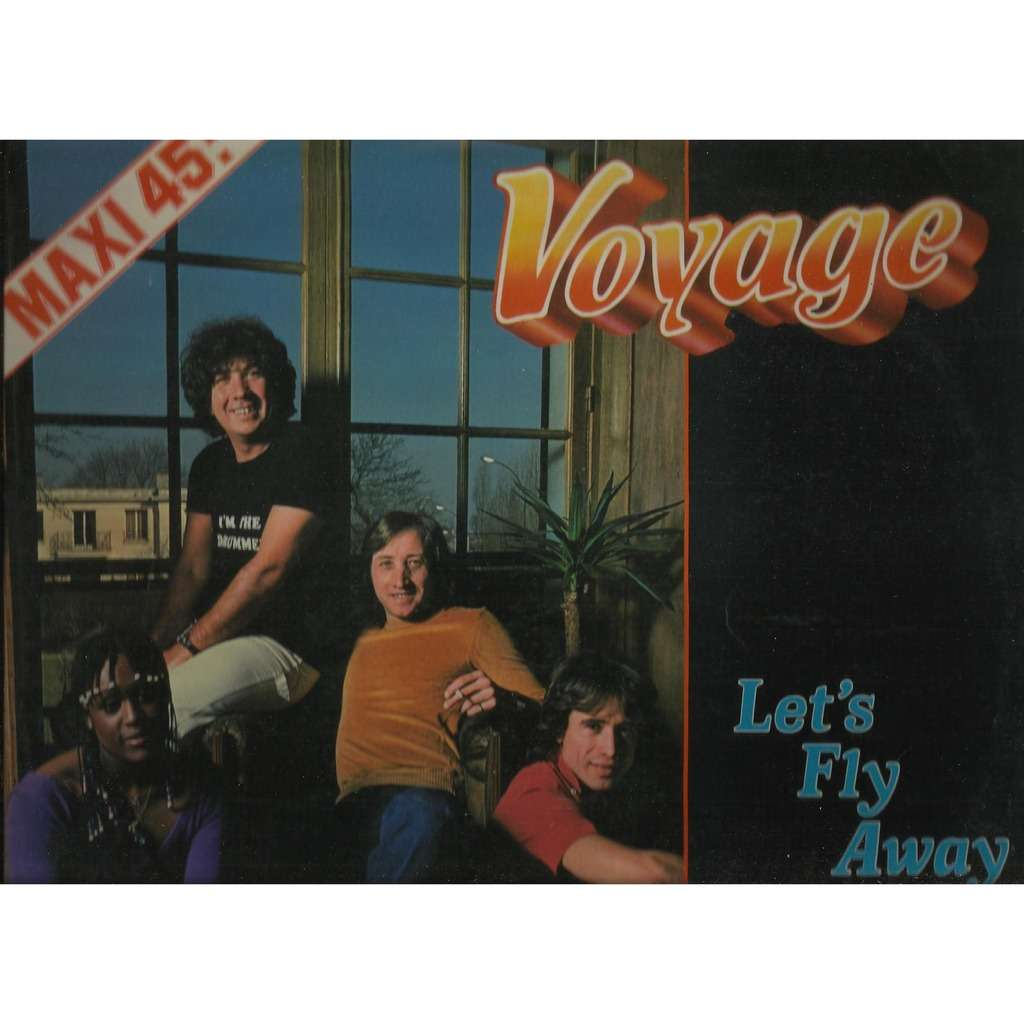 let s fly away kechak fantasy eastern trip by voyage 12inch