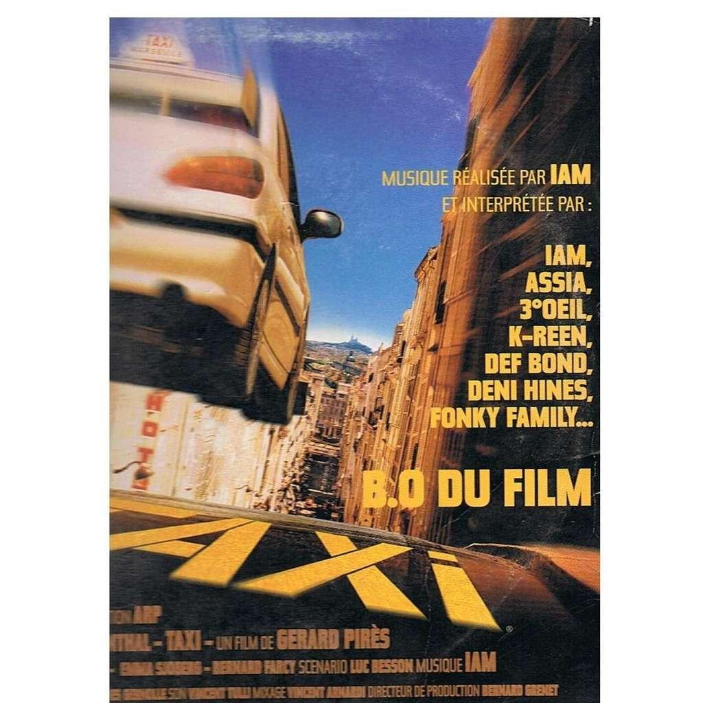 VARIOUS TAXI B.O. DU FILM LUC BESSON